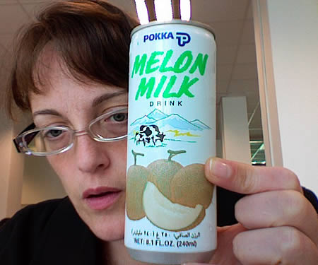 mellon-milk