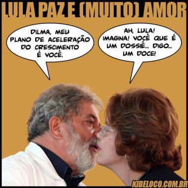 Lula-Dilma-Amor