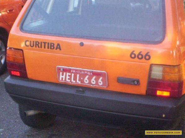 carro do mal